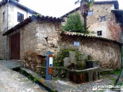 Valle del Ambroz-Sierra de Bejar - Gredos; viajes senderismo españa; viajes senderismo madrid;la pe